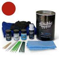 Exact-Match Touch Up Paint Kit - Nissan Aztec Red (AG2)