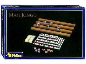 Philos Mahjong Set With Rails (CLA032699)