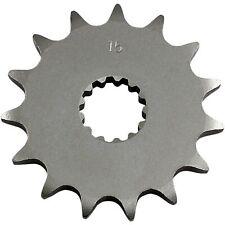 Parts Unlimited - 168-17461-50 - Steel Front Sprocket, 15T Yamaha R3 Grand Prix
