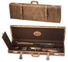 Browning 1424208408 Crazy Horse Distressed Brown Leather Universal Shotgun Case