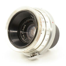 "Jupiter-12 35mm F2.8 ""RED P"" Biogon Copy Wide-Angle Lens For Contax-Kiev Mount!"