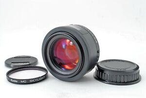 Pentax smc PENTAX-FA 50mm f/1.4 K Mount AF Standard Lens [Excellent+++,Tested]