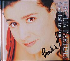 Cecilia Bartoli firmato Gluck Italian Arias La clemenza di Tito la corona CD