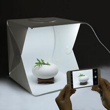 Mini Light Foldable Room Photo Studio Photography Lighting Tent Kit Box Backdrop