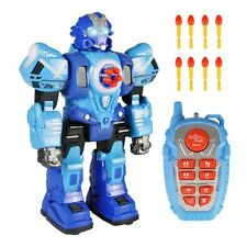 5 Year Old Toys Robots For Kids Boys Best Fun Play Large Toy Remote Control Gift