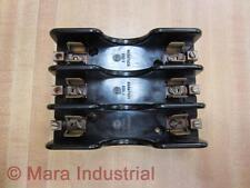 Marathon 600V 30A Fuse Block 3-Pole (Pack of 3) - New No Box