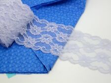 """Galloon Lace 5 1/8"""" (130mm) Star Sapphire 24 Yards"""