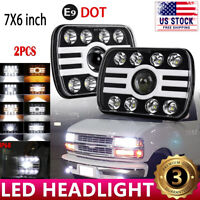 """7x6"""" LED Headlight Plug and Play for Chevrolet Express 1500 2500 3500 Cargo Van"""