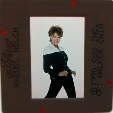 SEX & THE SILER SCREEN RAQUEL WELCH 1996 ORIGINAL SLIDE 1