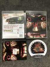 Playstation 3 Game - Saw (Superb Complete Condition) PS3 UK PAL