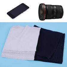 30X Mikrofasertuch Microfaser Brillenputztuch Kamera Objektiv Bildschirm Handy