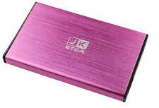 "(JKStor) :320GB External USB 3.0 Portable 2.5"" SATA External Hard Drive  - PINK"
