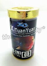 XO OCEAN FREE Xituan Yuan Flowerhorn Cichlids Fish Food Head Redness Pellets M
