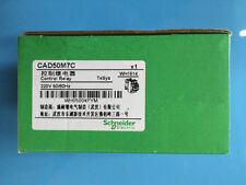1PC NEW Schneider relay CAD50M7C  220V