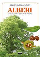 Alberi Guida Compact illustrata di 80 Specie Europee Libro Nuovo Albero