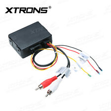 XTRONS Optical Fiber Decoder Box fits for BMW Car Stereo Logic 7 or Optic input