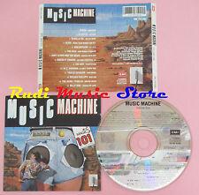 Music Machine - volume one CD EMI 1991 QUEEN Billy Idol M.C Hammer vanilla (C13)
