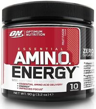 Optimum Nutrition Amino Energy 90g 10 Servings Fruit Fusion