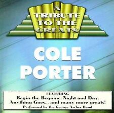 Tribute to Cole Porter by George Archer (CD, Jan-1996, DHM Editio Classica)