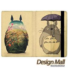 Totoro Cute Lovely Apple Ipad Mini Flip Cover Case