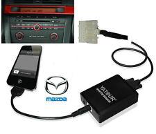 For iPod/iPhone Car Kit For Mazda 2 3 5 6 B-Series Pickup Tribute RX8 CX7 MPV 32