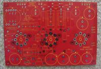 2X DIY PCB - Universal push-pull power amp board