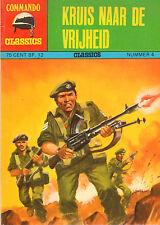 COMMANDO CLASSICS 04 - KRUIS NAAR DE VRIJHEID (1973)