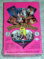 1992 BENCHWARMER SERIES - FACTORY SEALED BOX