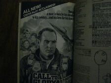 1984 TV Guide (CALL TO  GLORY/CRAIG T.  NELSON/COACH/JESSICA  LANGE/SHELLY BURCH
