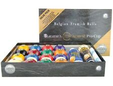 Aramith Tournament Pro Cup Value Pack Ball Set Pool Billiards Balls w/ FREE Ship