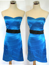 NWT WINDSOR $80 Azure Party Juniors Cocktail Dress 3