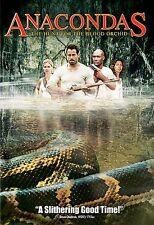 Anacondas: The Hunt for the Blood Orchid (DVD, 2004) - NEW!!