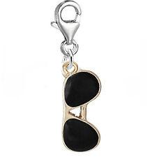 Sunglasses Clip on Pendant Charm for Bracelet or Necklace