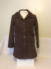 Brown Corduroy Jacket * Steve Madden Womens Large * Short Trench Coat