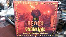 THE DEVIL'S CARNIVAL CD Soundtrack Music and Lyrics by Zdunich and Hendelman