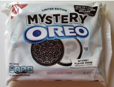 Nabisco 2017 Oreo MYSTERY Flavor Creme Cookies PACK OF 2 EASY SHIPPING Sale Save