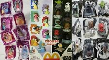 Mcdonald'S 2021 Disney's Princess & Star Wars - On Hand - Get Your Toys Or Set