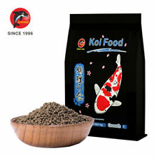 Porpoise Koi Food Pellets Growth Enhance Formula 1KG/2.2LB