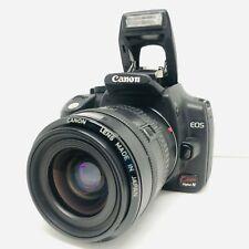 Canon EOS Kiss Digital N w/ Canon zoom 28-70 3.5-4.5 ii Lense set