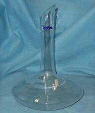 New Luminarc Crystal Ships Bottle ~ Wine / Liquor Decanter ~ Made in France