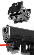 TRINITY Mini Red Dot Laser For Pistol Handguns, Glock, Ruger, Taurus, S/W