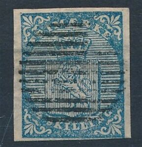 [55997] Norway 1855 good Used Very Fine classical stamp