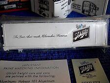 """ULRICH 2 AXLE MACK VAN MODEL KIT, HO SCALE, IN THE BOX, """"SCHLITZ BEER"""" , NOS..."""