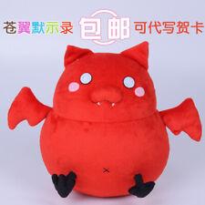 Anime BLAZBLUE Cosplay Rachel Alucard Red Bat Plush Doll Stuffed Pillow Gifts