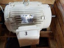 New Leeson 40 Hp 3 Phase Motor G15012000 575 Volt 1775 Rpm 2 18 Shaft