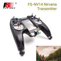 Flysky FS-NV14 2.4G Nirvana Transmitter Remote Controller Receiver For Drone FPV