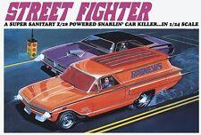Monogram Tom Daniel Street Fighter '60 Chevy 1/24 model car kit new 4262 *