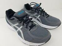 ASICS Size 9 Men's Jolt Running Shoe - T7K4N (4E) Gray Blue