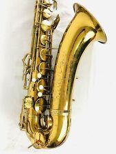 Conn 10m 268xxx Naked Lady Tenor Saxophone