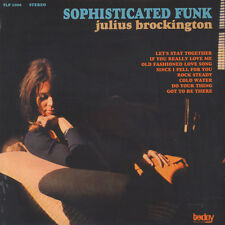 Julius Brockington - Sophisticated funk (Vinyl LP - 1972 - US - Reissue)